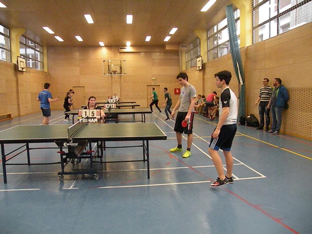 Regijsko tekmovanje v namiznem tenisu
