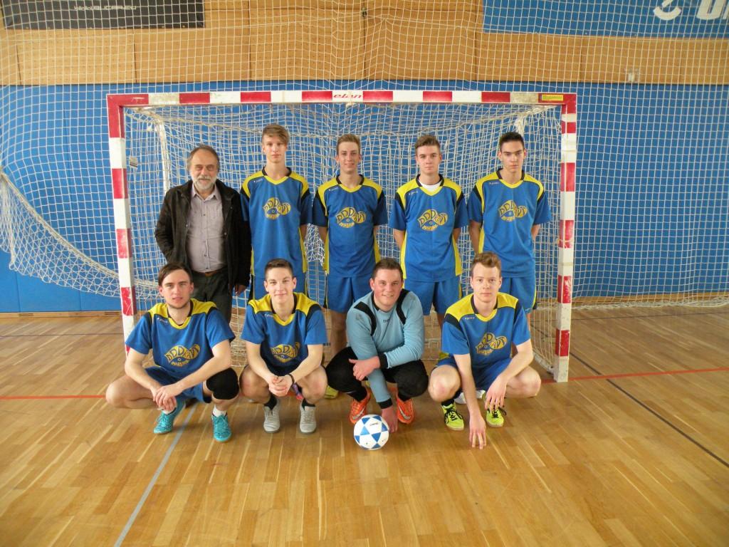 Regijsko tekmovanje v malem nogometu