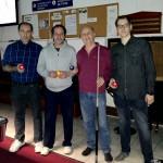 Turnir v biljardnem klubu Gomes
