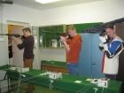Regijsko tekmovanje v streljanju z zračno puško za dekleta in fante