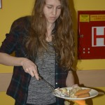 Slavnostna večerja ob slovesu maturantov-070
