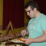 Slavnostna večerja ob slovesu maturantov-080