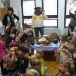 Obisk vrtca Pristan in tradicionalni slovenski zajtrk